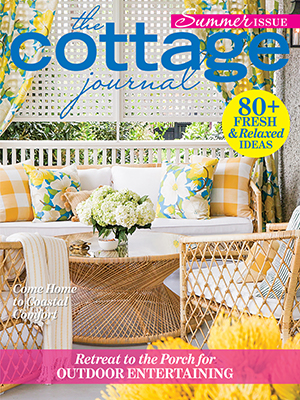 The Cottage Journal Cover