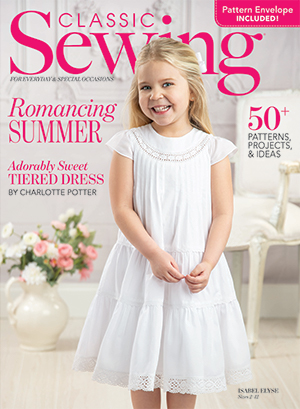 Classic Sewing Cover