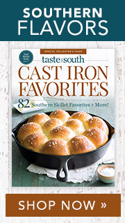 Taste of the South Cast Iron Favorites 2019-Shop Today!