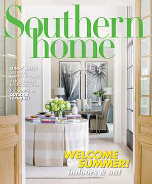 Home Magazines Cool Southern Home Magazine  Hoffman Media Inspiration