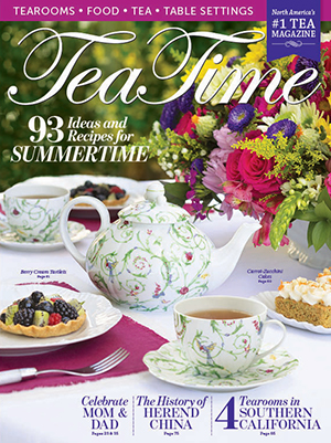 TeaTime Cover