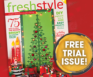 Fresh Style Free Trial Issue Offer