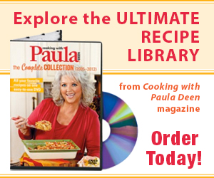 Cooking with Paula Deen Complete Collection DVD