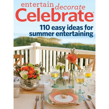 Entertain Decorate Celebrate