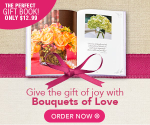 Bouquets of Love. Celebrate the wonderful women in your life.