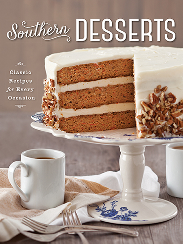 Southern Desserts Cookbook