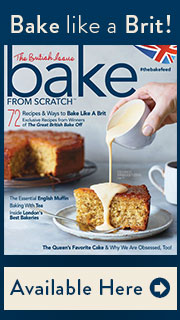 Bake from Scratch. The British Issue. Shop today